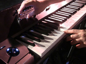 NAMM 2011 VIDEO: Korg Kronos Workstation demo