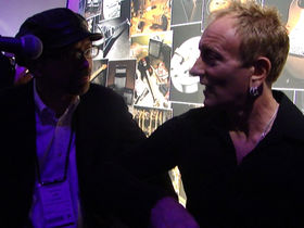 NAMM 2011 VIDEO: Phil Collen unveils his Jackson PC Supreme