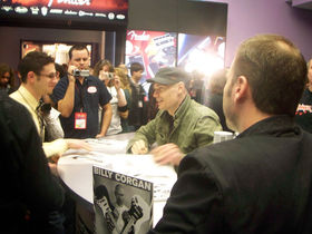 NAMM 2008 Blog: The stars are out!