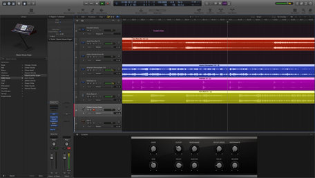 Apple logic pro x smart controls