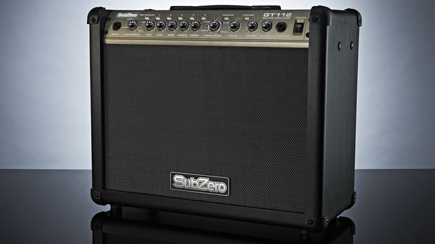 The GT112 can knock out an impressive array of tones.