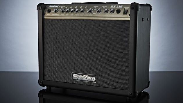 SubZero GT112 60W DSP Guitar Amp