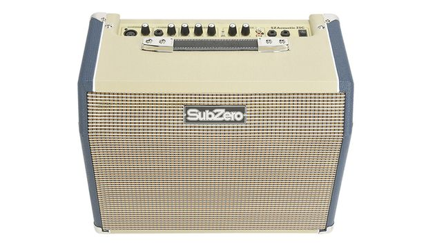 subzero 25w acoustic guitar amp with chorus guitar reviews musicradar. Black Bedroom Furniture Sets. Home Design Ideas