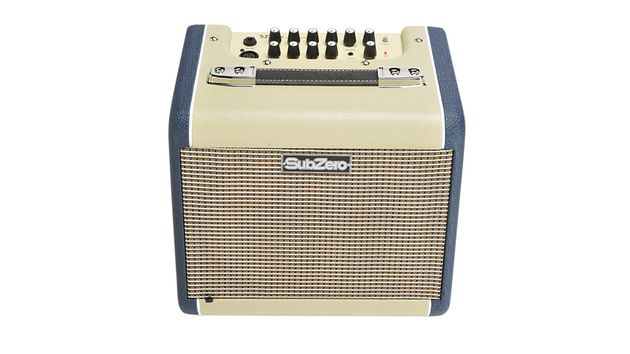 SubZero's 60-watt combo could be an acoustic troubadour's new best friend.