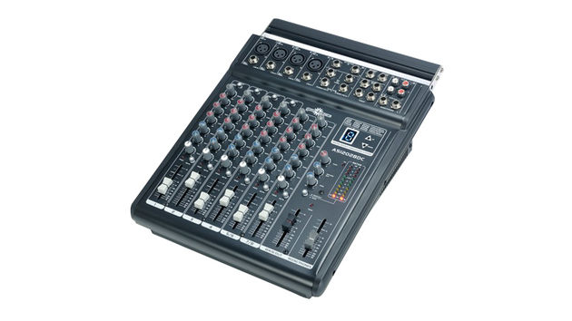 This is a nicely thought-out unit that will be useful in the studio and on the road.