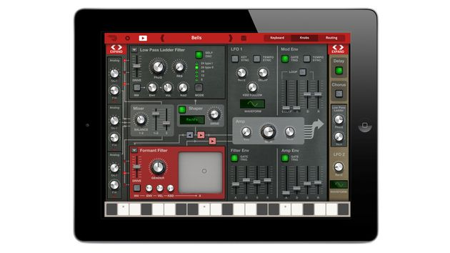 Propellerhead Software Thor for iPad