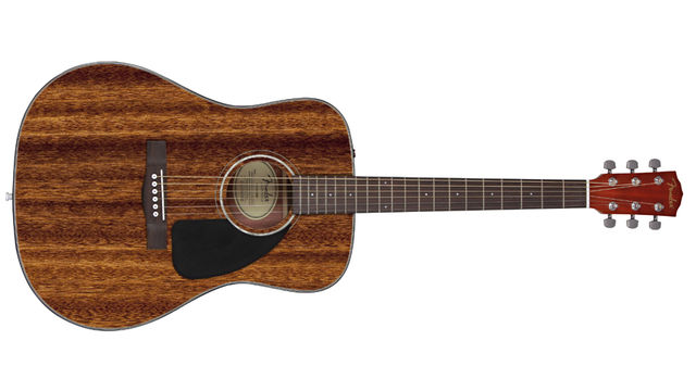 Here's the new mahogany CD-60...
