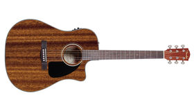 Fender introduces mahogany CD-60