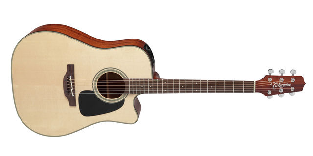 The Takamine P2DC