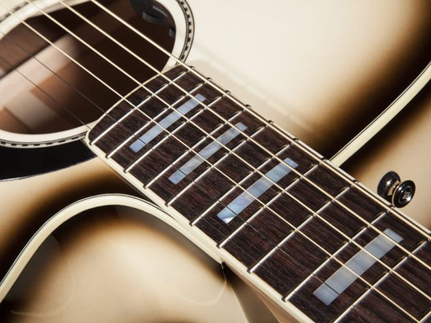 Fender launches Acoustic Custom Shop