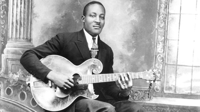 Big Bill Broonzy blazed a trail many were to follow