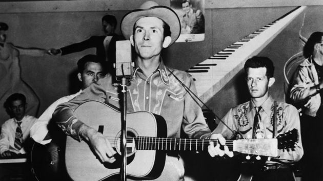 Hank Williams died young but left an incredible country music legacy
