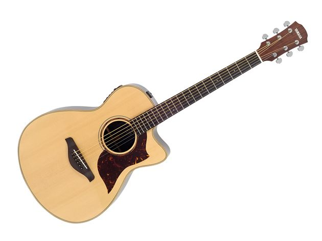 30 of the best mid range acoustic guitars yamaha ls16m are guitar news musicradar. Black Bedroom Furniture Sets. Home Design Ideas