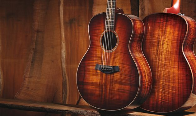 New all-Koa acoustic makes debut in Frankfurt
