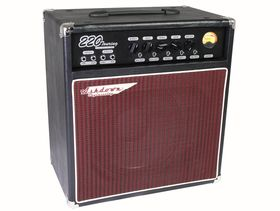 NAMM 2011: Ashdown unveils 220 Dual Tube bass amps