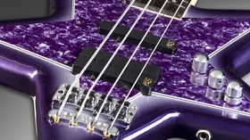 NAMM 2014: Bootsy Collins Space Bass from Warwick's Artist Line