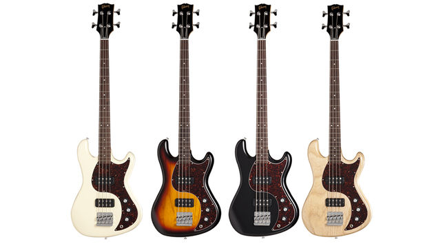 Here's Gibson's brand new EB bass