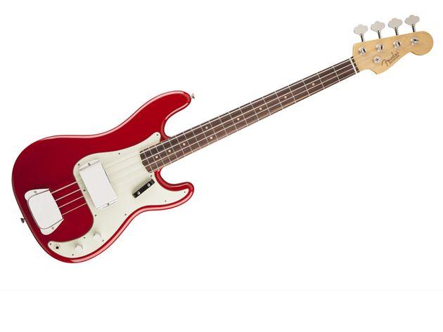 Fender releases new American Vintage Series basses