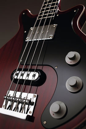 Brian May Guitars announces... Brian May Bass!