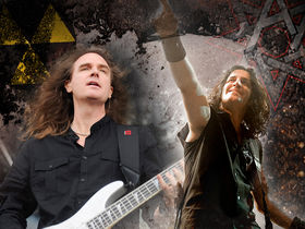 Hartke presents David Ellefson and Frank Bello