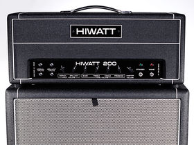 In pictures: Coldplay's custom-made Hiwatt bass rig