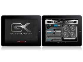 PocketGK: first dedicated bass amp iOS app