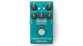 MXR kicks off 2013 with Bass Chorus Deluxe