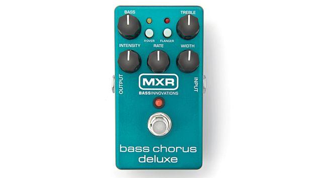 MXR M83 Bass Chorus Deluxe d'une valeur de 224 €