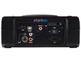 Musikmesse 2011: Stanton previews CMP.800 player and controller
