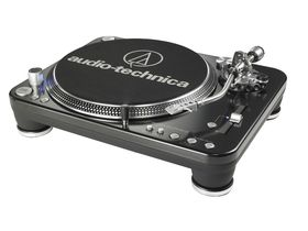 Audio Technica launch AT-LP1240USB turntable