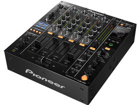 Musikmesse 2012 video: Pioneer DJM-850