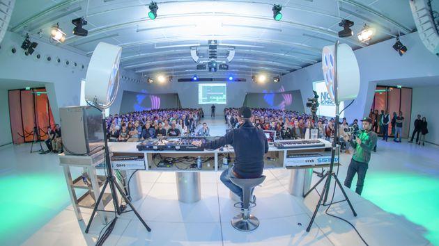 A seminar at Dancefair 2013