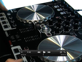 Musikmesse 2012 video: Reloop Beatmix