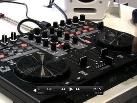 Musikmesse 2012 video: Stanton DJC.4 controller