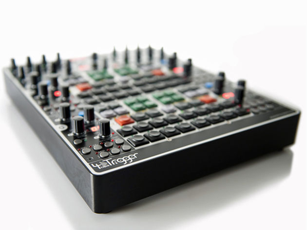 A controller that's ready for Traktor 2.5