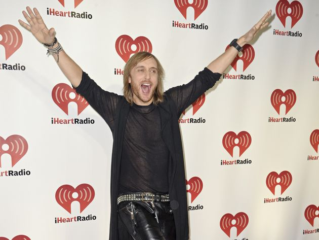 Guetta tops the 2011 DJ Top 100 poll