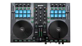 Gemini unveils G4V DJ controller