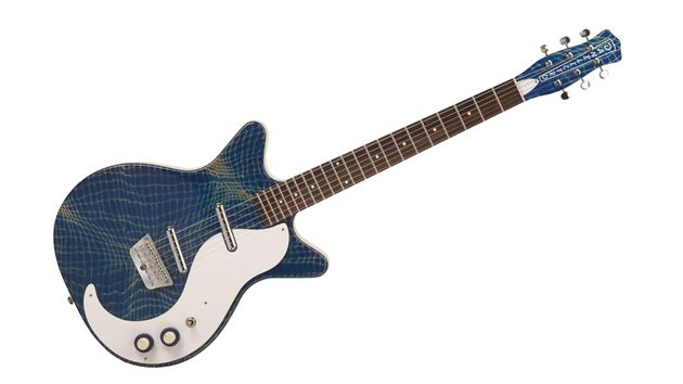 Here's the new '59 Gator Blue finish