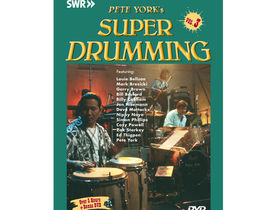 Super Drumming Volume 3 DVD