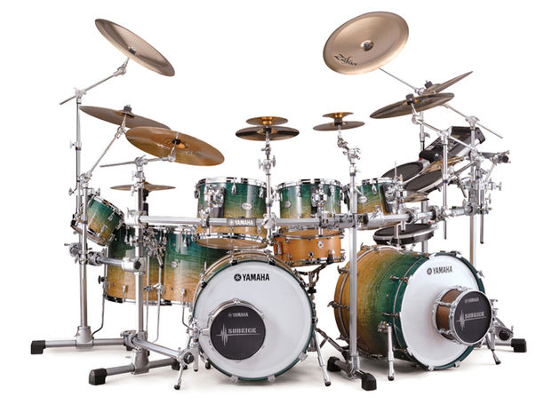 A new standard in drum engineering