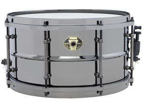 Ludwig Unveils Black Magic Snare Drums