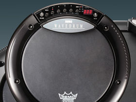 Korg Wavedrum Black announced