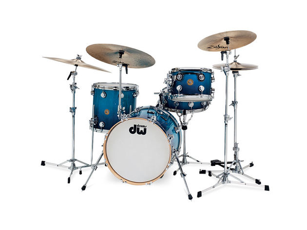 This kit doesn't just groove, it swings