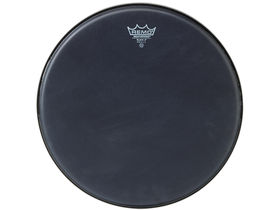 Remo paints it black with new drumheads
