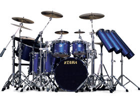 Tama Stewart Copeland Signature drum kit