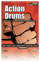 Nine Volt Audio releases Action Drums: Boom Jinx Breakbeat Edition