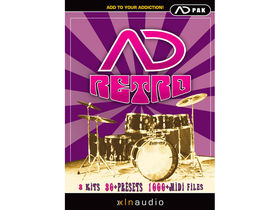 Addictive Drums goes Retro