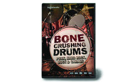 Bone Crushing Drums from Big Fish Audio