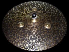 Hammerax use a new alloy for Indigo cymbals