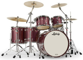 Ludwig Legacy Classic drums arrive with upgrades